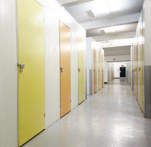 long-term storage in West London