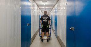 short-term storage in West London